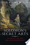 Solomon S Secret Arts