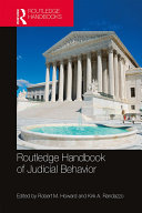 Routledge Handbook of Judicial Behavior
