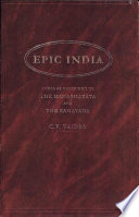 Epic India Or India As Described In The Mahabharata And The Ramayana