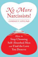 No More Narcissists
