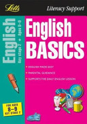 English Basics for Ages 8 9  Key Stage 2