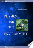 Physics and the Environment