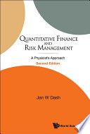 Quantitative Finance and Risk Management