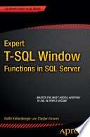 Expert T SQL Window Functions in SQL Server