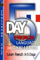 5 Day French Language Challenge