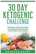 30 Day Keto Challenge
