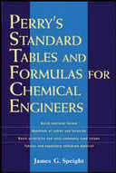 Perry s Standard Tables and Formulae For Chemical Engineers