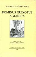 Dominus Quixotus a manica