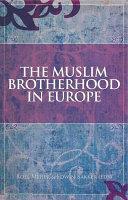 The Muslim Brotherhood in Europe