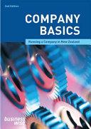 Company Basics