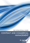 Contract and Commercial Management   The Operational Guide