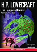 H. P. Lovecraft, the Complete Omnibus Collection, Volume II