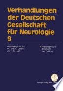 Topographische Diagnostik des Gehirns