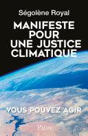 illustration Manifeste pour une justice climatique