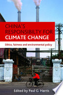 China s responsibility for climate change