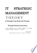 It Strategic Management By Strategic Case Study And Training
