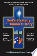 God s Strategy in Human History