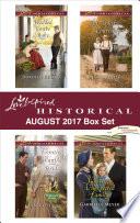 Love Inspired Historical August 2017 Box Set