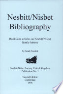 Nesbitt and Nisbet Artists