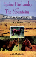 Equine Husbandry in the Mountains
