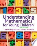 Understanding mathematics for young children : a guide for teachers of children 3-8