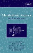 Metabolome Analysis