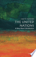 The United Nations: A Very Short Introduction Best Hope Of Mankind To