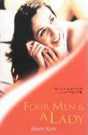 Four Men   a Lady