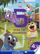 Book 5 Minute Puppy Dog Pals Stories