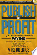 Publish and Profit