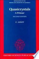 QUASICRYSTALS  A Primer  2nd edition    dition en anglais