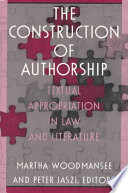 The Construction Of Authorship : time when the definition of