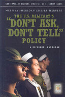 United States Military s  don t Ask  Don t Tell  Policy