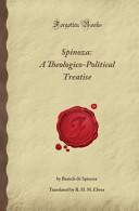 Spinoza  A Theologico Political Treatise