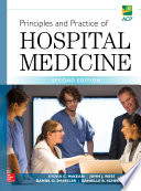 Principles and Practice of Hospital Medicine  2nd Edition