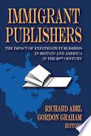 Immigrant Publishers