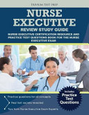 Nurse Executive Review Study Guide