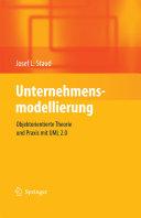 Unternehmensmodellierung