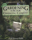 Gardening for Our Changing Climates