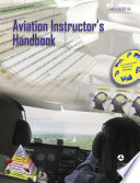Aviation Instructor s Handbook  FAA H 8083 9A