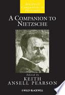A Companion to Nietzsche