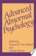 Advanced Abnormal Psychology