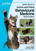 BSAVA Manual of Canine and Feline Behavioural Medicine