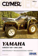 Yamaha Grizzly 660 2002 2008