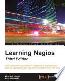 Learning Nagios