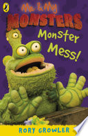 Me And My Monsters  Monster Mess