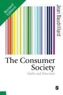 The Consumer Society Book