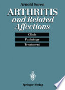 Arthritis and Related Affections