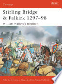 Stirling Bridge and Falkirk 1297–98