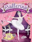 Ballerina Sticker Activity Book
